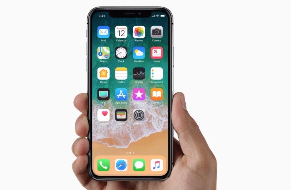 Käekiri on sama: iPhone'ide vargused algasid Eestis ja lähiriikides juba suvel