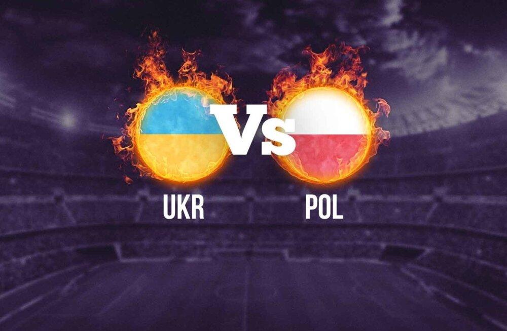 Ukraina - Poola