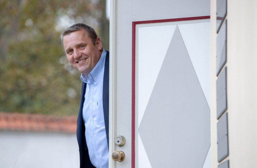 Tarmo Mutso avab uksi nii sakslastele siia tulekuks kui eestlastele Saksamaa turule minekuks.