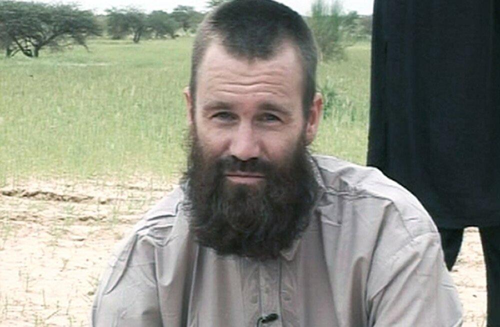 Johan Gustafsson 2012. aastal terroristide videos