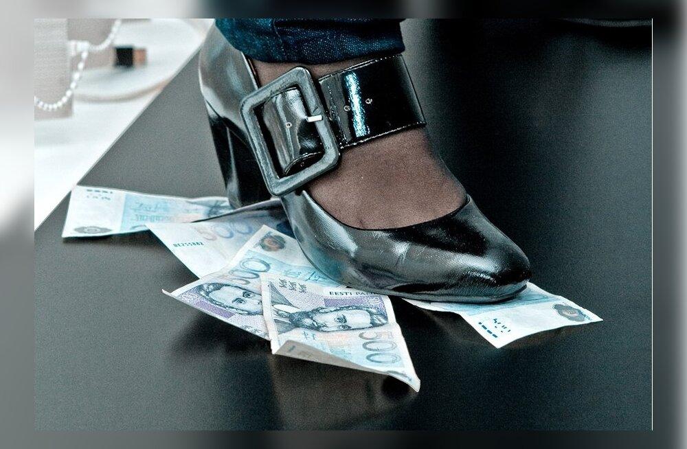 Raha ei tee õnnelikuks? Vale puha!
