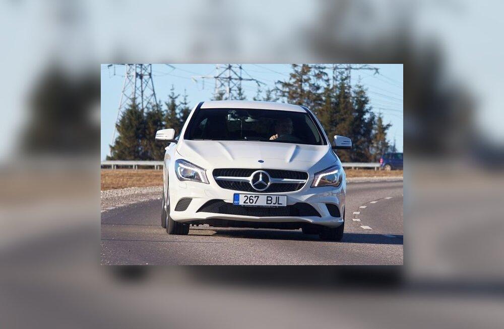 Mercedes-Benz CLA: stiilisedaan massidesse?