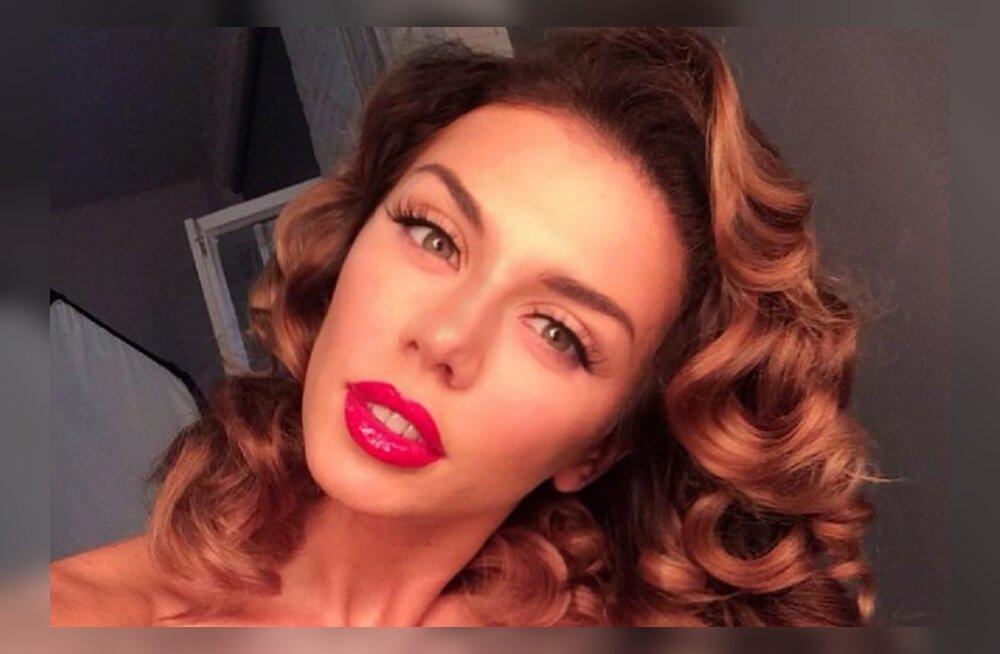 "Анна Седокова устроила скандал на шоу ""Хочу к Меладзе"""
