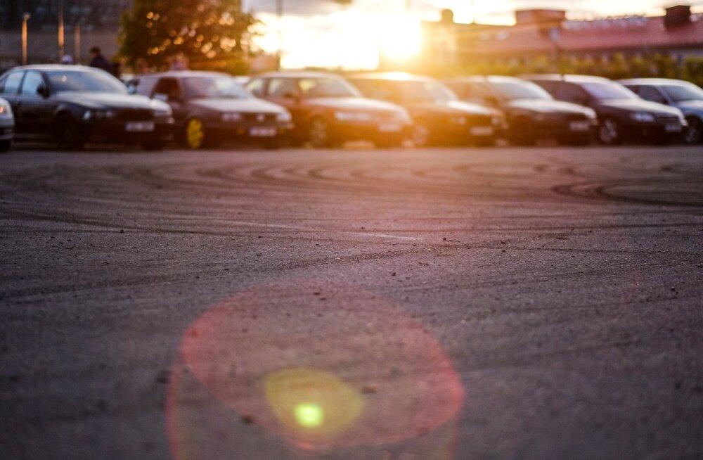 Mis saab, kui ostetud sõiduk jääb liiklusregistrisse kandmata?