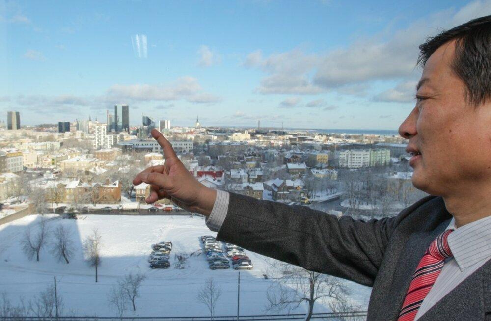 Ettevõtluse Arendamise Sihtasutuse (EAS) kutsel saabus Eestisse Hiina kõrgetasemeline ametlik delegatsioon, mida juhib Jilini protvintsi asekuberner Zhu Yanfeng. Ametlikku delegatsiooni saadab äridelegatsioon, kes tutvub erinevate investeerimisvõimalusteg