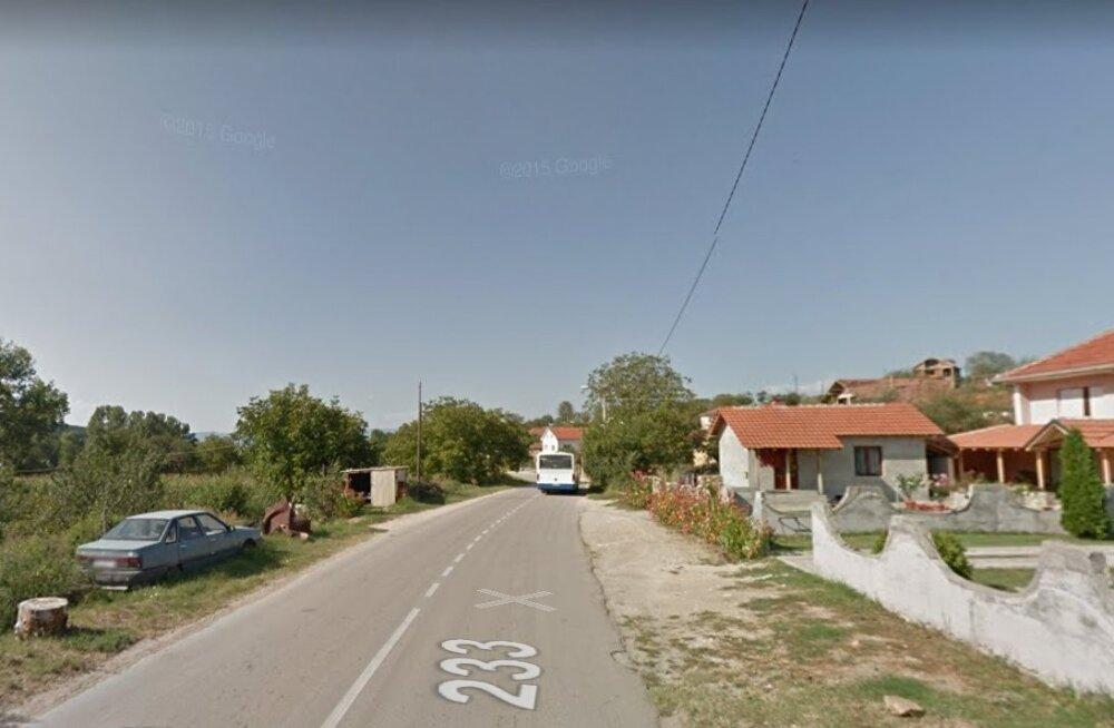 Klinovaci külake Lõuna-Serbias