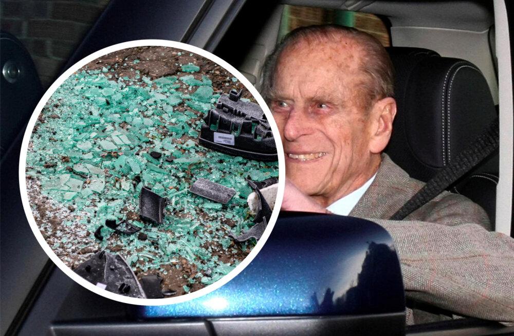 ecc5942c28d Hiljuti avariise sattunud prints Philip sõidab nagu ülbe maniakk: kui sa  teda