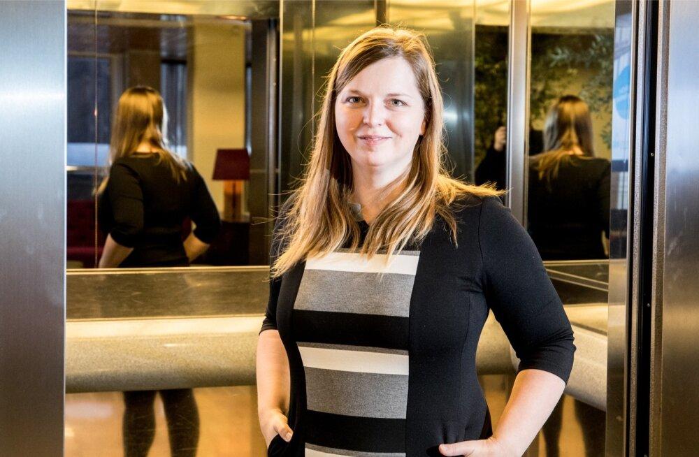 Kindlustusmaakler Helen Evert arvab, et küberriskide kindlustus laseks andmetega tegelevate ettevõtete juhtidel rahulikumalt hingata.