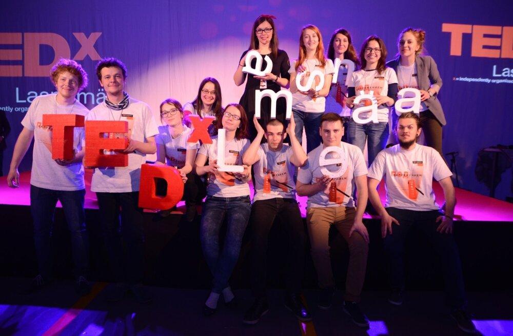 ФОТО: Смотрите, как прошла конференция TEDxLasnamäe