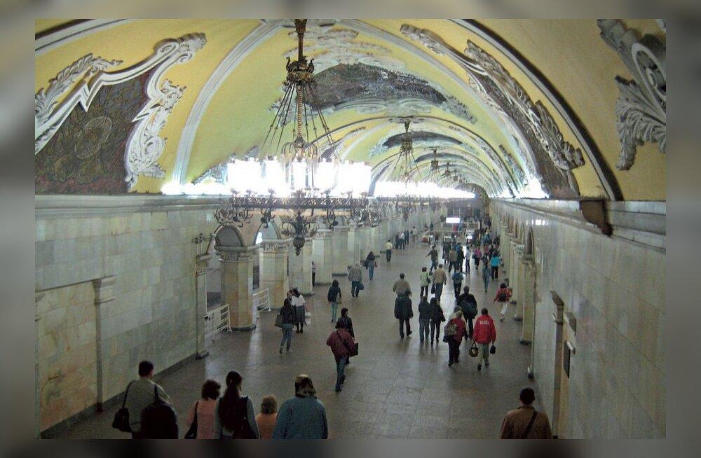 Moskva esmakülastajale