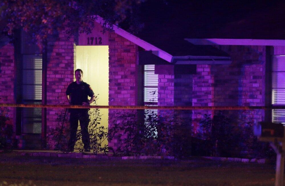 Texases hukkus tulistamises vähemalt kaheksa inimest