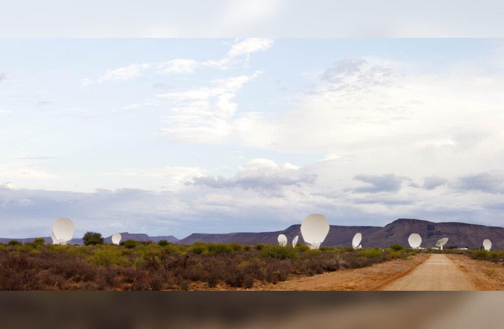 PÄEVA KLÕPS | Värskelt tööd alustanud teleskoop sai suurepärase pildi meie galaktika keskpunktist