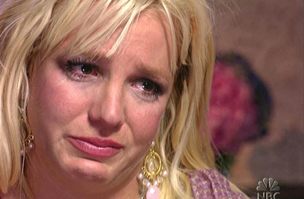 Mitu kuud jäljetult kadunud: selgus, mis on juhtunud popprintsessi Britney Spearsiga!