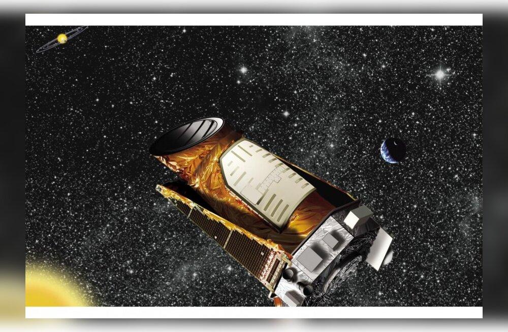 NASA peab kosmoseteleskoobi Kepler lõplikult maha kandma