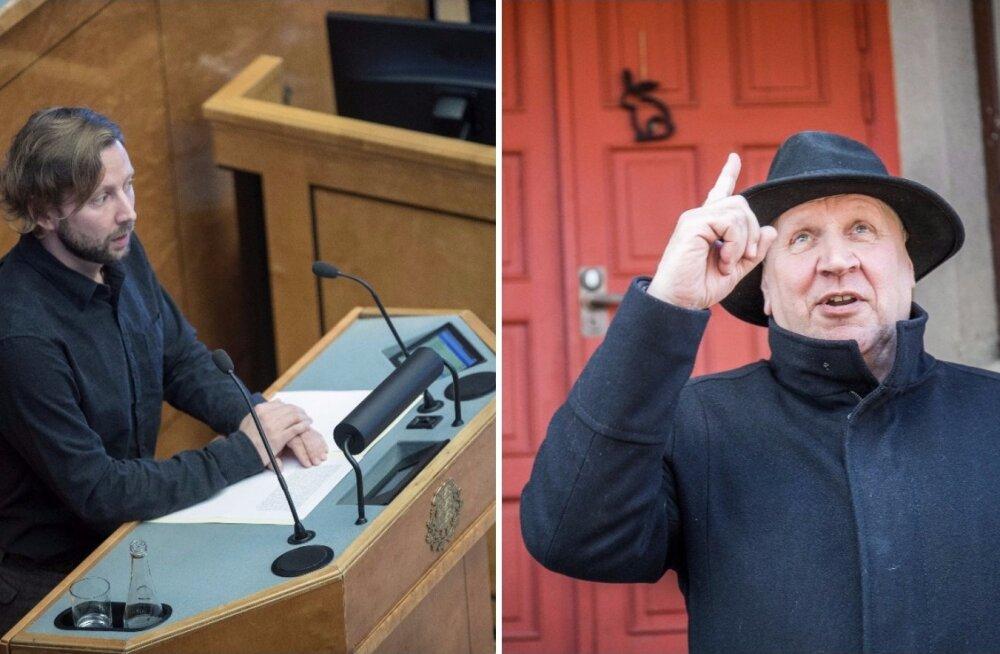 Eesti demokraatia tegelikest ohtudest ja väljakutsetest