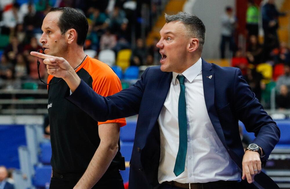 PUUST JA PUNASEKS | Mis võimalused on Kaunase Žalgirisel play-offi pääseda?