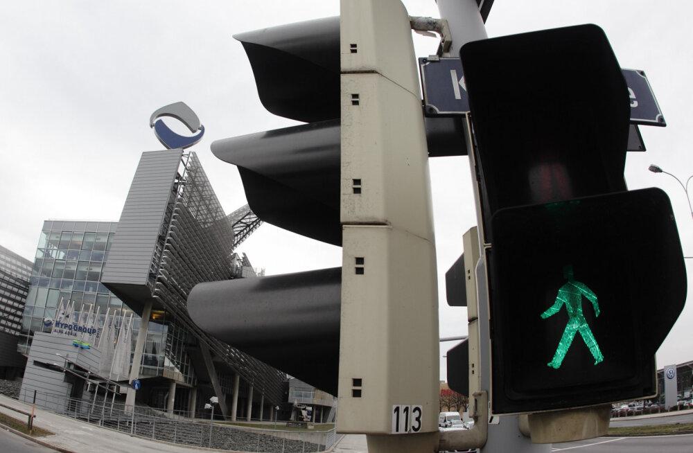 Специальные камеры помогут пешеходам в Вене переходить дорогу на светофорах
