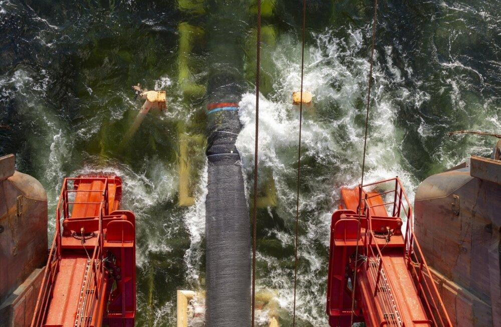 Süddeutsche Zeitung: Prantsusmaa on Nord Stream 2 vastu pöördunud