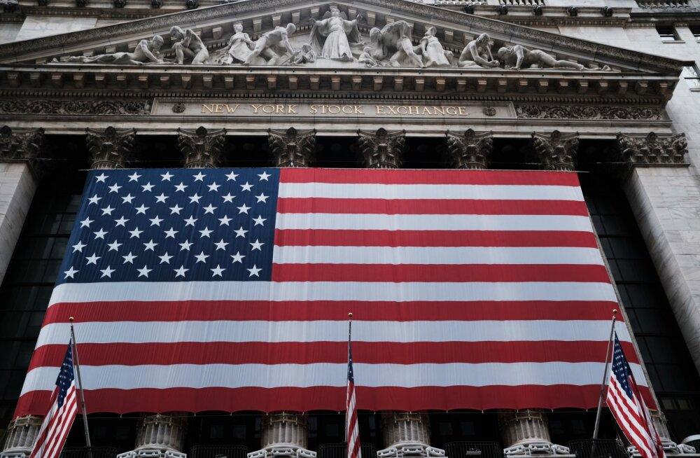 New Yorgi börsil ei kaubelda koroonaviiruse tõttu enam koha peal, vaid ainult elektrooniliselt.