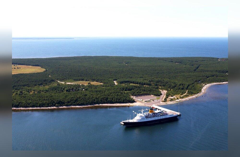 Jaanus Tamkivi: Saaremaa püsiühenduse teema ei kao kuhugi