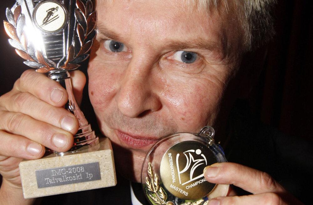 Скончался легендарный финский прыгун с трамплина Матти Нюкянен