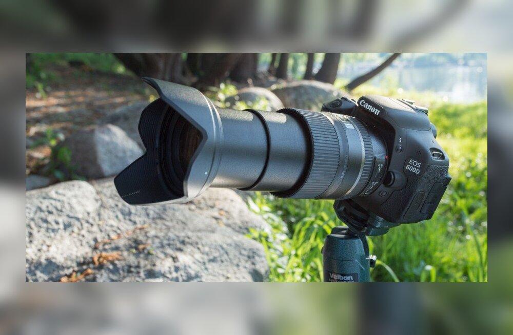 TEST: Tamroni 16-300 mm supersuumobjektiiv – mugavuse ja pildikvaliteedi täpne tasakaal