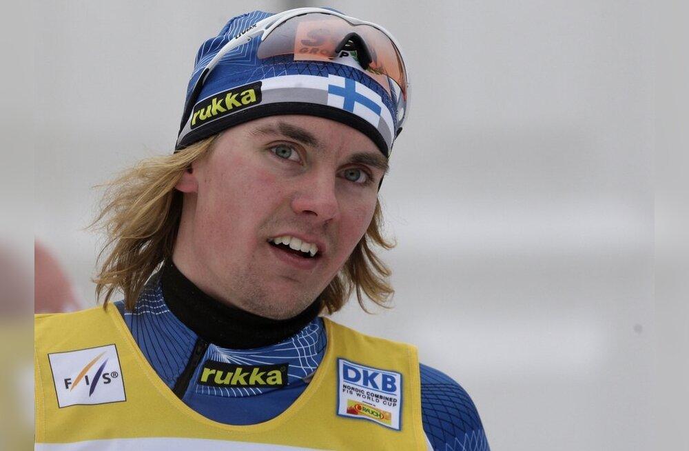 Soome kahevõistleja Anssi Koivuranta on ala vahetamas