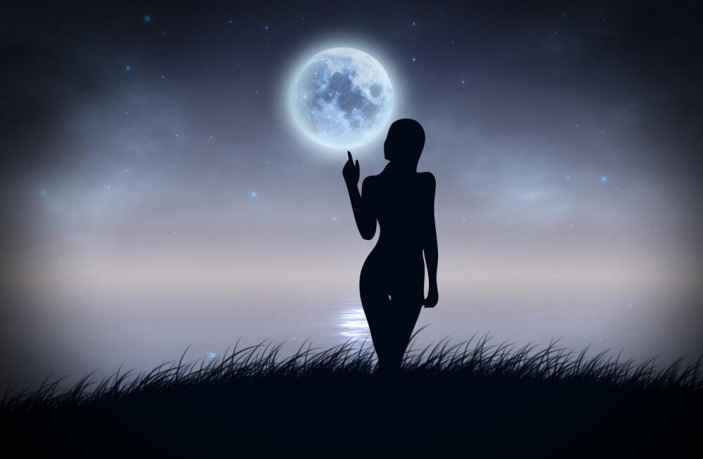 MAAGILINE PÄEV: täna öösel toimus kuuvarjutus Kaljukitse sodiaagimärgis