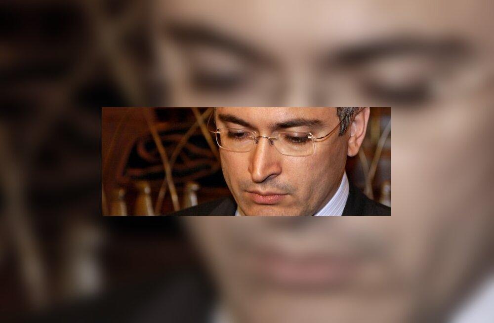 Hodorkovski toodi Siberist Moskvasse kohtusse