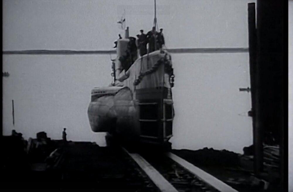 Allveelaevade eritellimus oli iseseisva Eesti Vabariigi suurim relvahange
