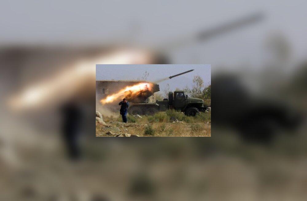 Afganistani Põhjaliit tulistab