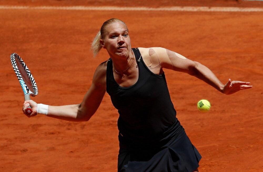 Selgus Kaia Kanepi French Openi avamängu algusaeg