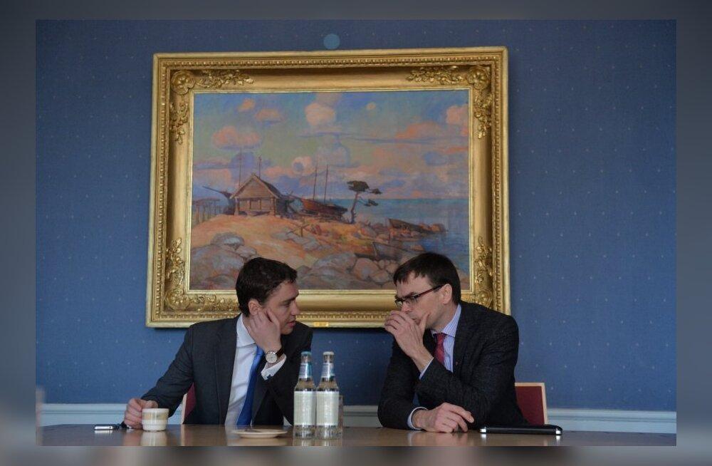 Rõivas pärast koalitsioonikõnelusi kallite lubaduste katteallikaid veel ei avaldanud