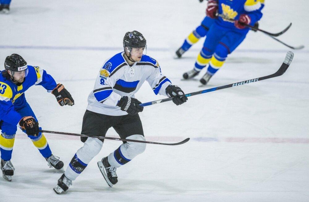 Eesti koondis vs Sweden Crowns