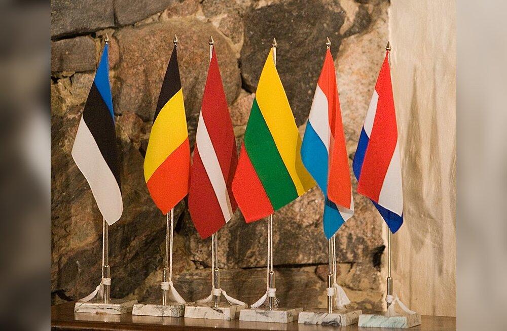 FOTOD: Pädaste mõisas kohtusid Balti ja Beneluxi riikide välisministrid