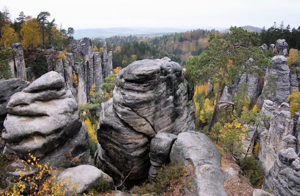 ФОТО: Сказочная поездка в Чешский Рай
