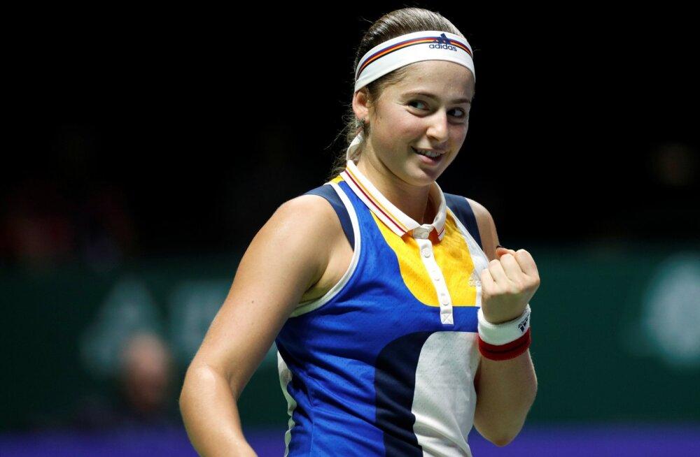 Lätlannast French Openi võitja vahetas treenerit