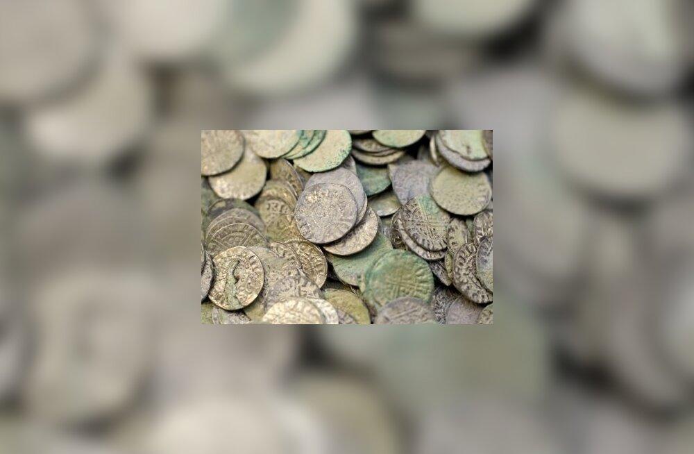 antiikmündid