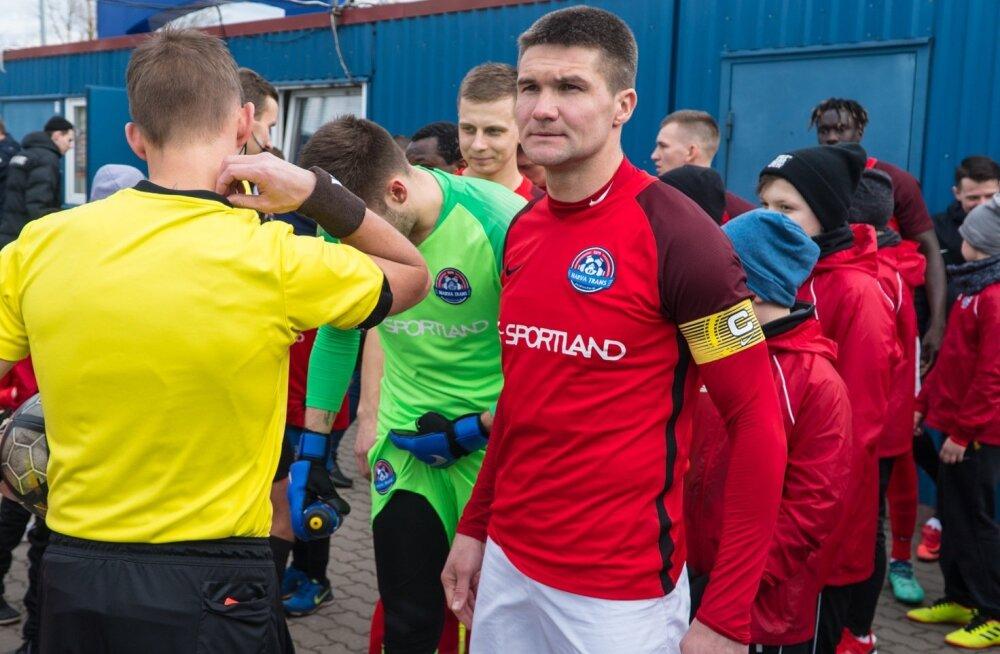 Jalgpall - Narva Trans vs Nõmme Kalju