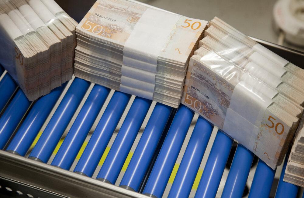 Panku mitte usaldanud Rootsi vanaproua jäigi lõpuks tuhandetest ilma