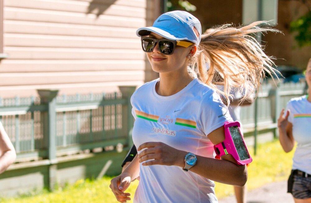 Naisteka jooksutiim (25. augusti trenn)