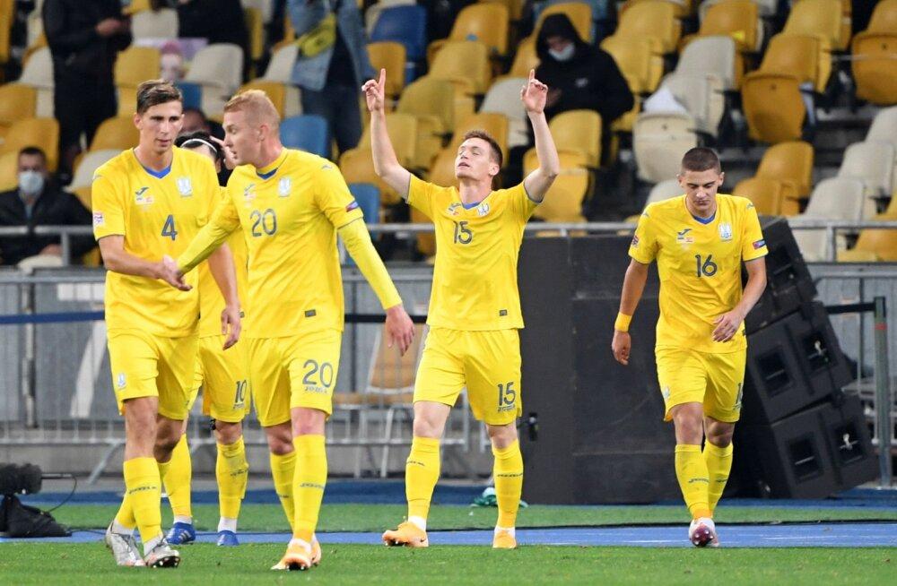 Saksamaa ja Šveits lõid kahe peale kuus väravat, Ukraina üllatas Hispaaniat