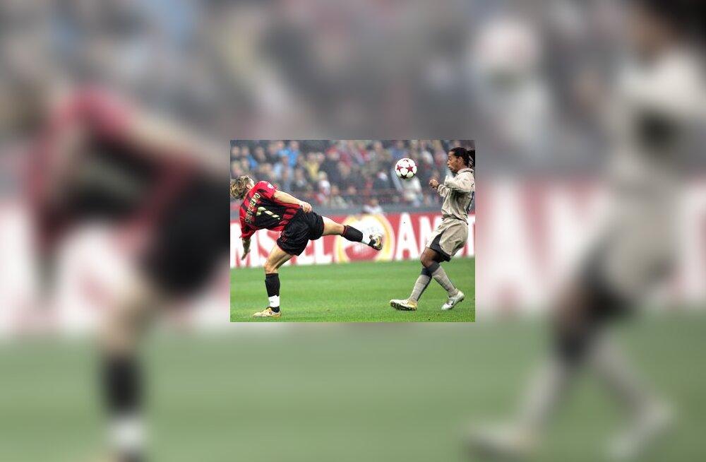Andrei Ševtšenko ja Ronaldinho