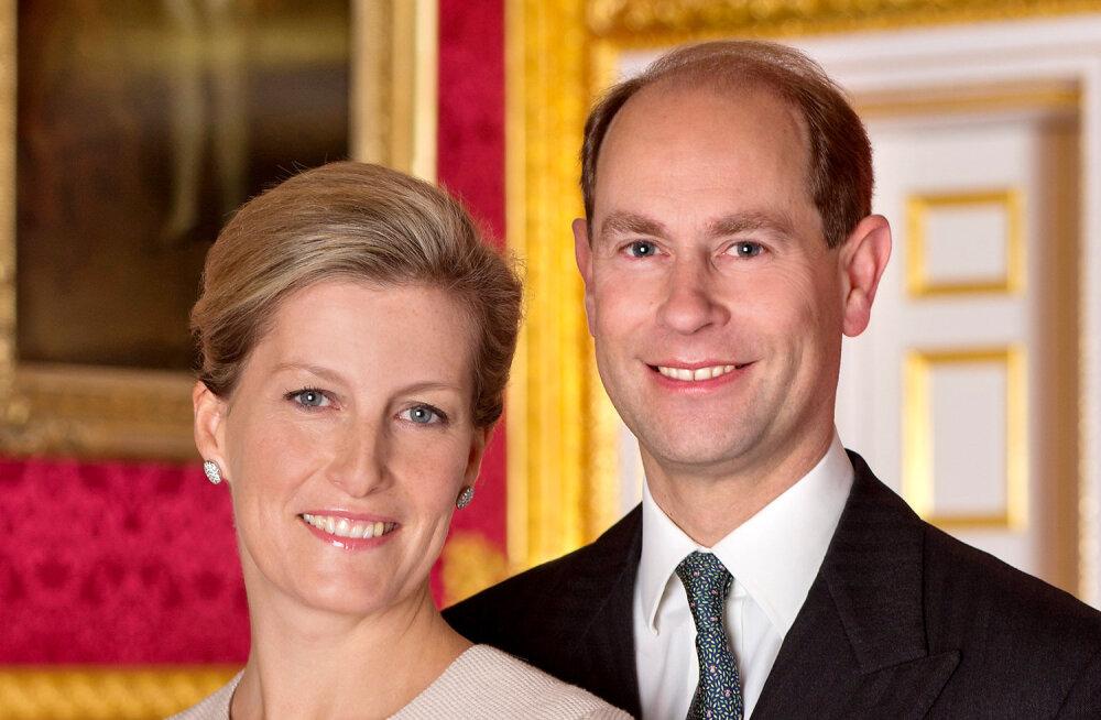 Kuninglikud jalad puudutavad taas Maarjamaad! Peagi külastavad Eestit Wessexi krahv ja krahvinna