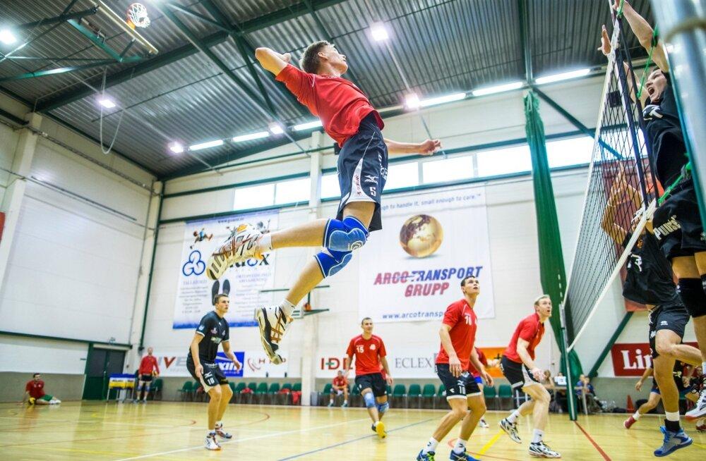 Tallinna Selver vs Raisio Loimu