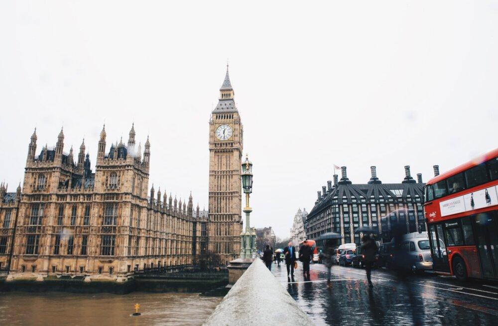 Halb uudis: eestlased nii soodsalt enam Londonisse ei pääse
