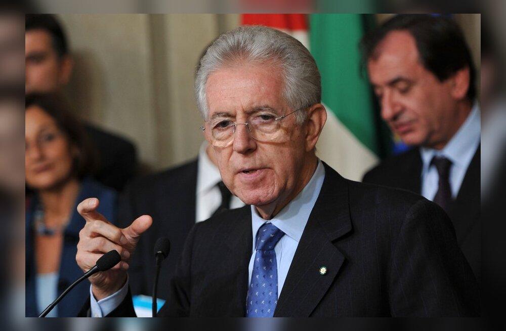Itaalia kavatseb lähiaastatel kulusid vähendada 26 miljardi võrra