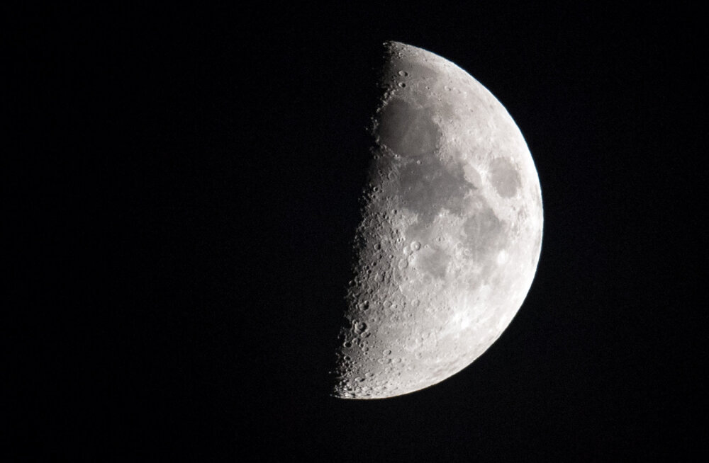 Ka meie oma Kuu võis minevikus olla eluks kõlbulik paik