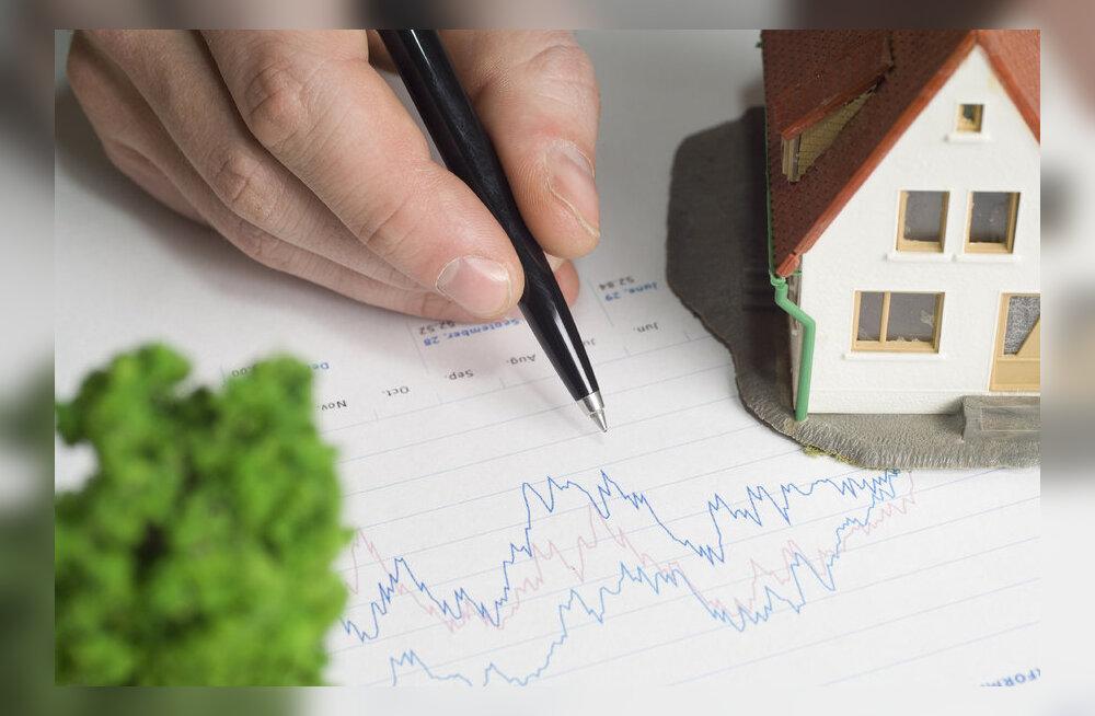 В Эстонии сделки с недвижимостью остаются среди наиболее дешевых в мире