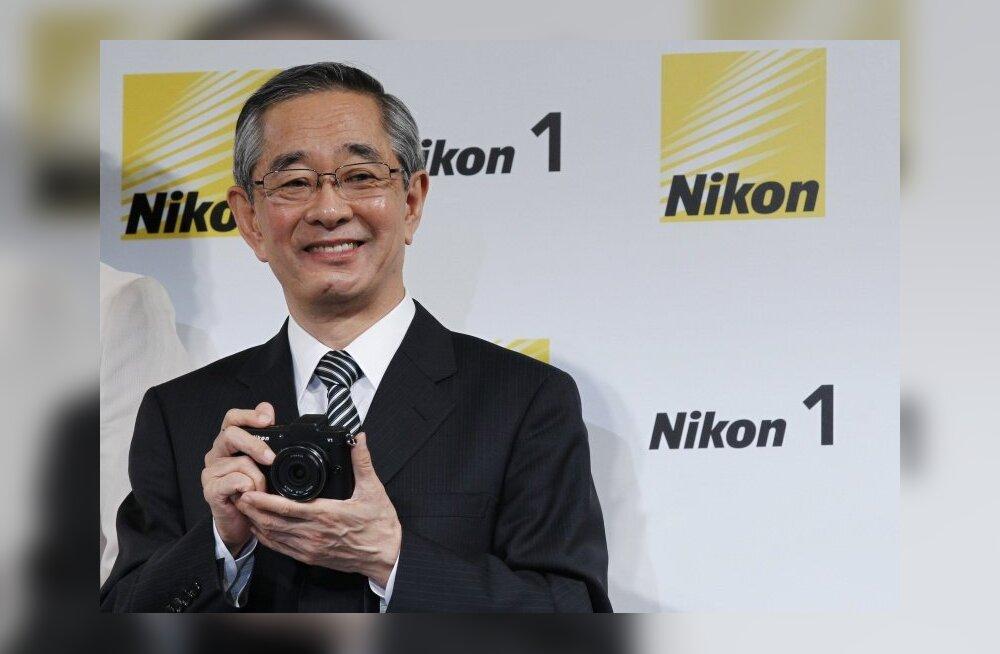 Nikon kardab nutitelefoni-fotograafiat, plaanib otsustavat vastulööki